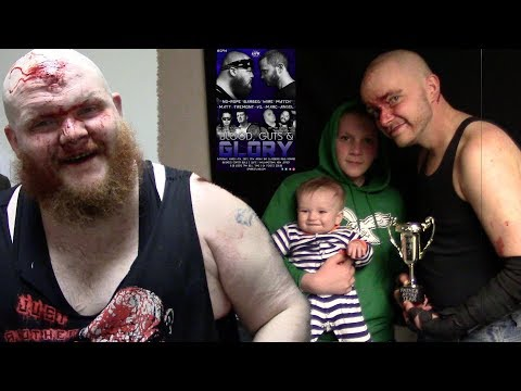 Backstage And Ringside At OPW Blood, Guts And Muffins! (2017)