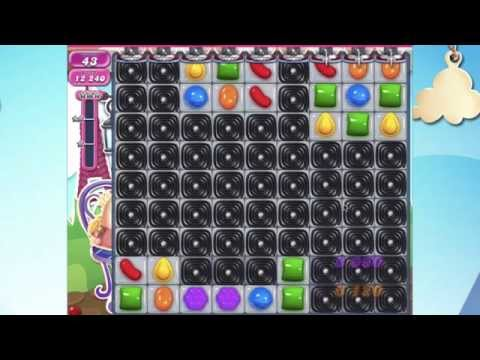 Candy Crush Saga Level 1252  No Booster  HARDER THAN IT LOOKS
