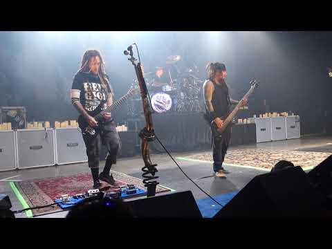 Korn South Side 2k15 Dallas 4th