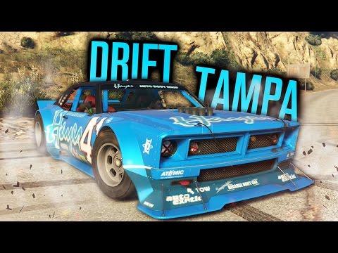 CAN IT DRIFT?! | DECLASSE DRIFT TAMPA | GTA 5 (GTA Online) CUNNING STUNTS