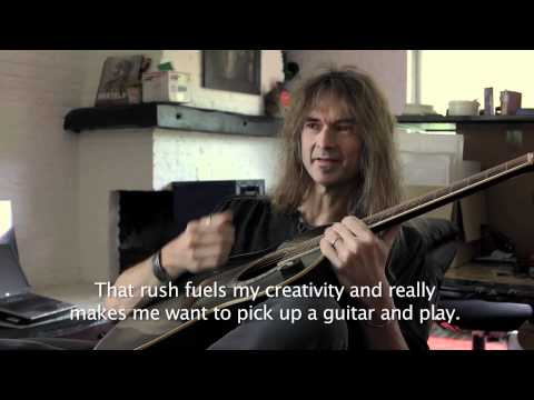 At home with Arjen Lucassen from Ayreon