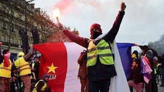 Париж без купюр: Рука Кремля? Или нога Госдепа?