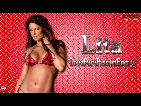 2002: Lita - WWE Theme Song -