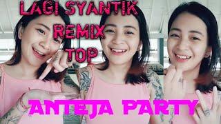 DJ SITI BADRIAH - LAGI SYANTIK REMIX VERSI DJ FAAHSAI   PALING ENAK   PECAH GILA Mp3