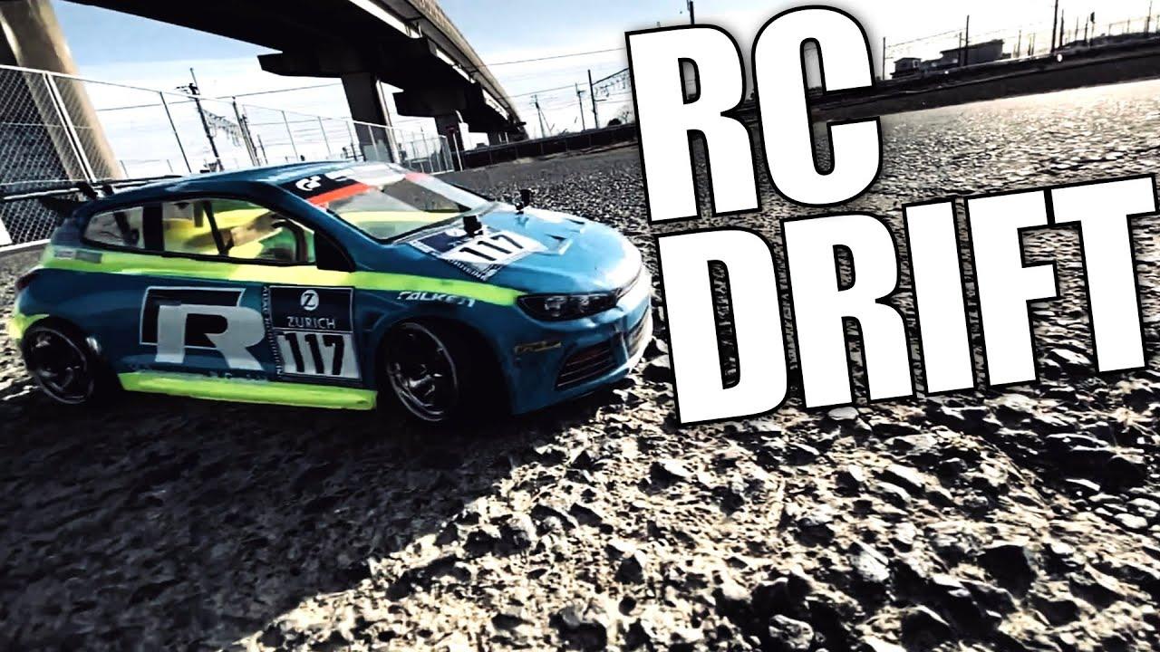 【ラジコン】「野良ドリフトをやってみた!RC-DRIFT」