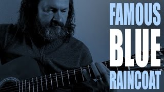Cover of 'Famous Blue Raincoat' by Leonard Cohen
