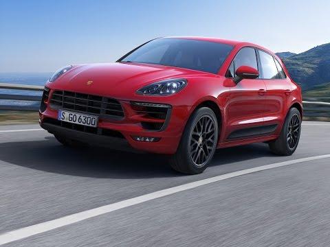 Porsche présente le Macan GTS !
