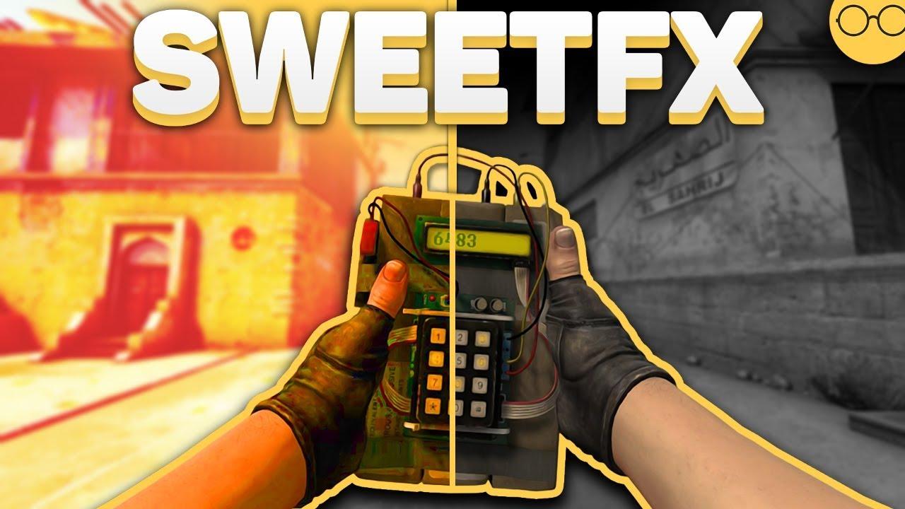 CS:GO не запускается / SweetFX - Решение проблемы