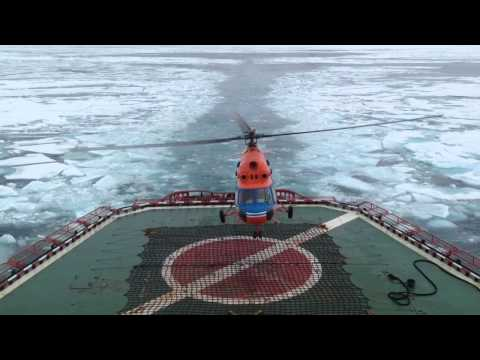 North pole voyage 2015
