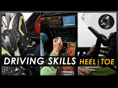 Heel Toe & Rev Matched Shifts | Learn It!