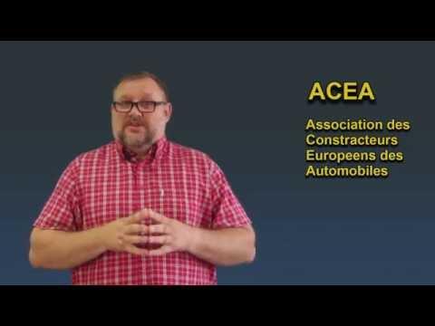 Классификация моторных масел ACEA Unol#15