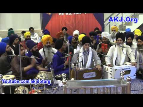 005 Moga Samagam 5 6Dec2015 Rainsabai Bhai Harpanthpreet Singh Jee