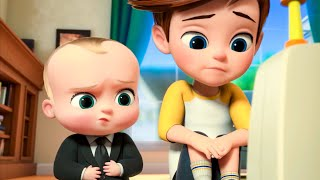 "THE BOSS BABY ""He Is Constipated!"" Clip (2018) Back in Business"