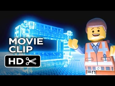 The Lego Movie CLIP - Double Decker Couch (2014) - Will Ferrell Movie HD