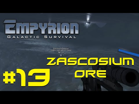 "Empyrion Galactic Survival - #13 - ""Zascosium Ore"" - Empyrion Let's Play Gameplay - (S2)"