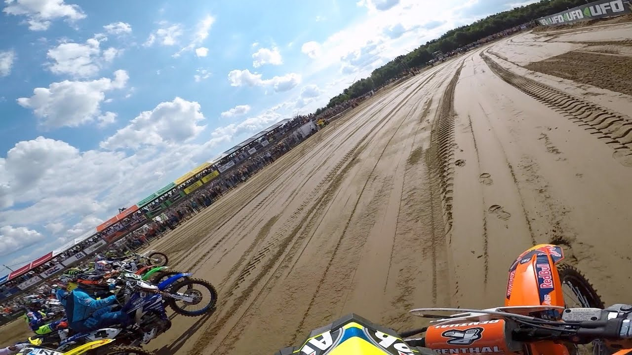 GoPro: Antonio Cairoli FIM MXGP 2017 RD14 Belgium Moto 2 - Motor Informed