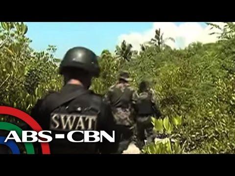 TV Patrol: Mga armadong lalaki, naispatan sa isla sa Cebu