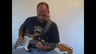 Electric Blues Rock Jazz Groove Funk Fusion Guitar Improvisation