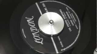 LUCIEN JEUNESSE avec JACK LEDRU ET SON ENSEMBLE - Les petits santons - 1956 - LONDON