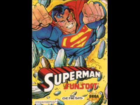 Superman (Genesis) - Round 4 (NES+VRC6)