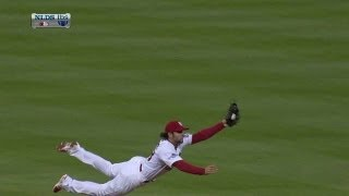 PIT@STL Gm5: Kozma lays out for great grab in fourth