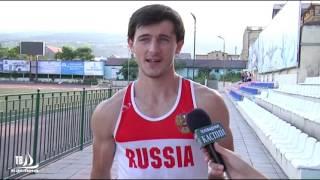 Спортсмены-легкоатлеты Дербента