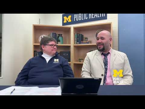 University of Michigan School of Public Health Online Master of Public Health