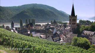 Bacharach, Germany: Castles and Cozy Beds