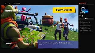 Fortnite live Stream-GamePlay#2(Season 5-BattlePass).Xaxumenq fortnite Armenian