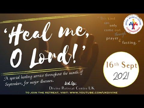 (LIVE) - Healing Retreat (16 September 2021) Divine UK