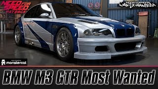 Need For Speed Payback: BMW M3 GTR Most Wanted | Abandoned Car Location