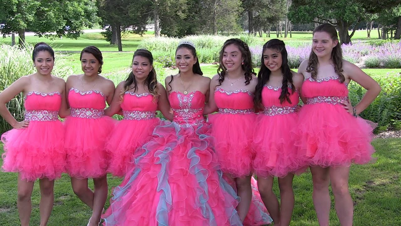 97a5bdcde89 Jasmine Quinceañera Highlights - YouTube