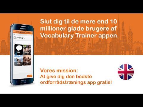 oversættelse engelsk dansk online gratis