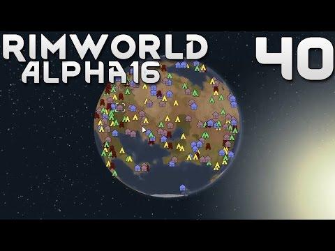 Прохождение RimWorld Alpha 16 EXTREME: #40 - СКАНЕР И ПЛАСТАЛЬ!