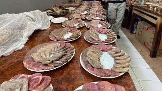 Глаза Разбегаются!!!! Что Едят Богатые Узбеки на Праздниках!!!Узбекистан!!!