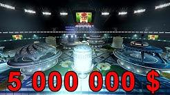 ACHETER ARENE 5 000 000 $$