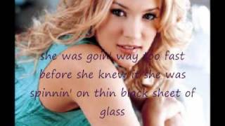 Carrie Underwood-Jesus Take the Wheel w/ lyrics