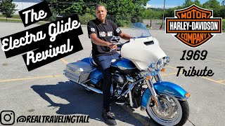 My thoughts on the 2021 Harley-Davidson Electra Glide Revival, the 1969 Electra Glide tribute bike.