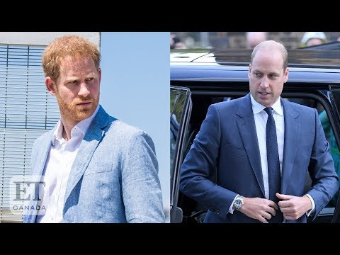 Prince William And Prince Harry: Brothers At Odds