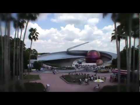 Disneyworld Wiggle stereoscopy test