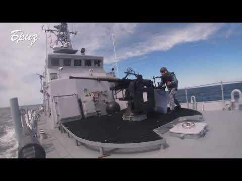 Екіпаж патрульного катеру