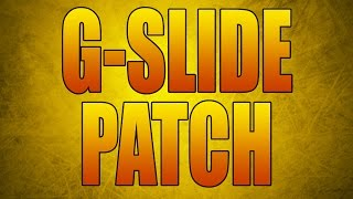 G-SLIDE HAS BEEN PATCHED! (Black Ops 3 DLC Update)