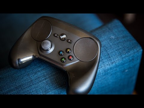 Show and Tell: Valve Software Steam Controller