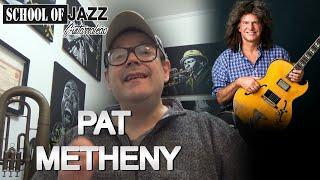 A História de Pat Metheny