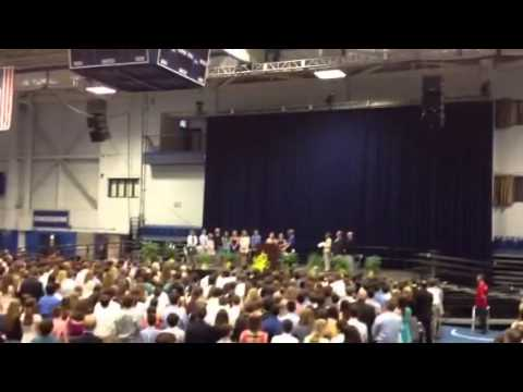 National Anthem Newtown Middle School