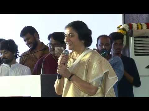 Kamal Haasan 65th Birthday - Suhasini Maniratnam Introduces Kamal Haasan Family