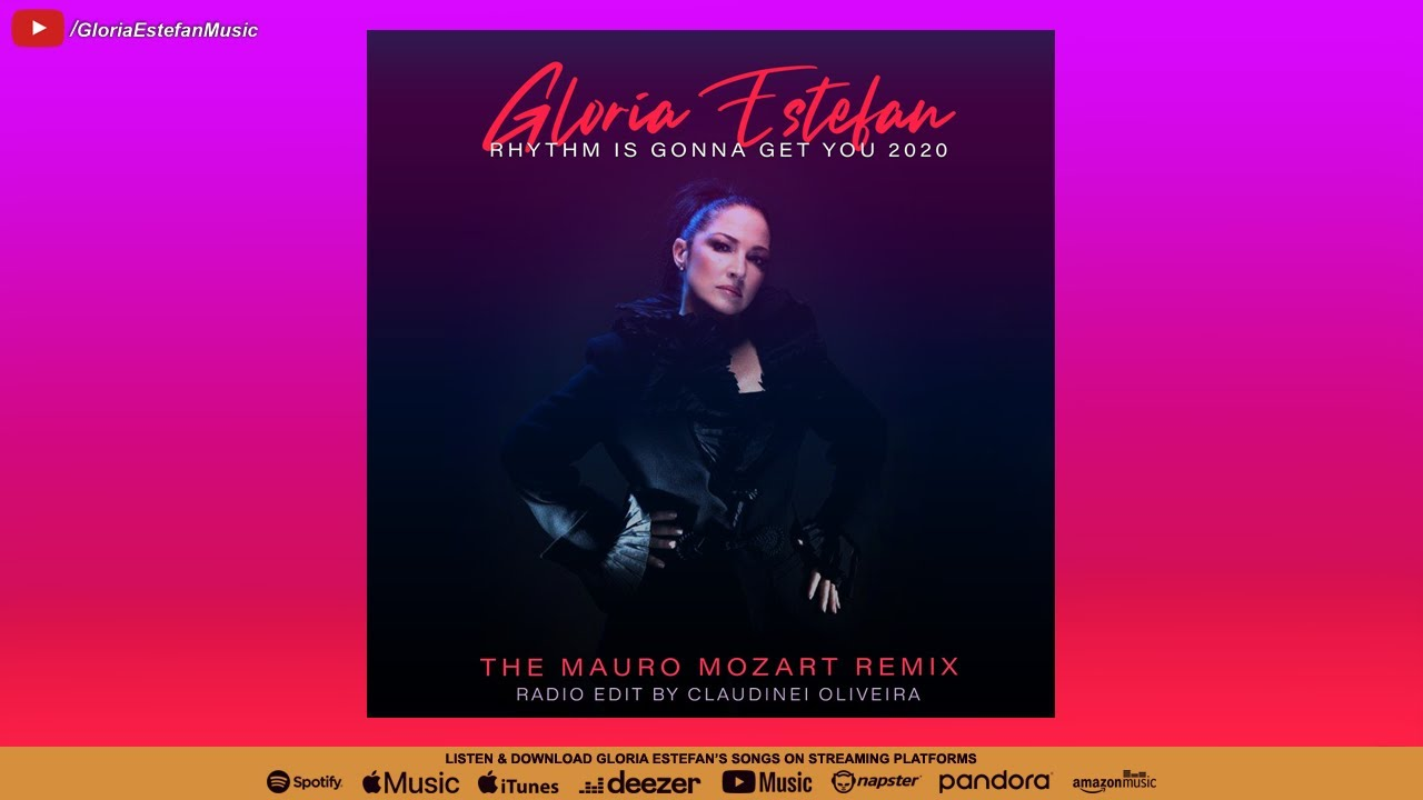 Rhythm Is Gonna Get You 2020 (The Mauro Mozart Remix) [Radio Edit by Claudinei Oliveira]