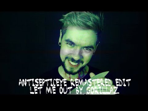 Antisepticeye Remastered Edit ~ Lę̵̀͟t̡Me ̴̨͜O͏͠͞ù̢͝t͘͞   Gorillaz ft Pusha T and Mavis Staples
