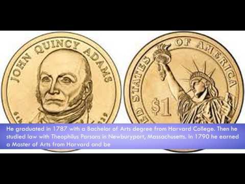 John Quincy Adams - 6th U.S. President