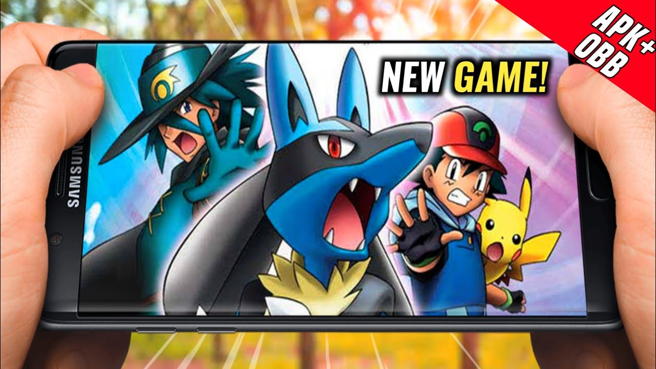 150MB] New Game !! Pokemon N The Mystery of Latios APK+OBB Download For  Android